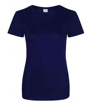 Dam T-shirt Funktion