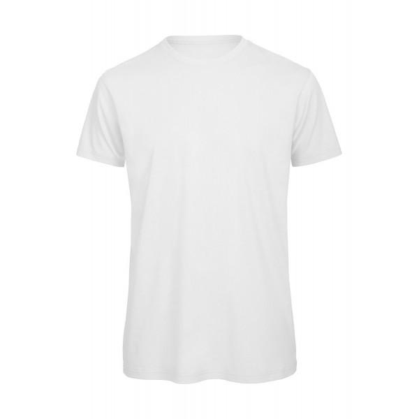 Ekologisk T-shirt - Vit