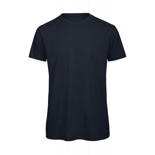 Ekologisk T-shirt - Marinblå