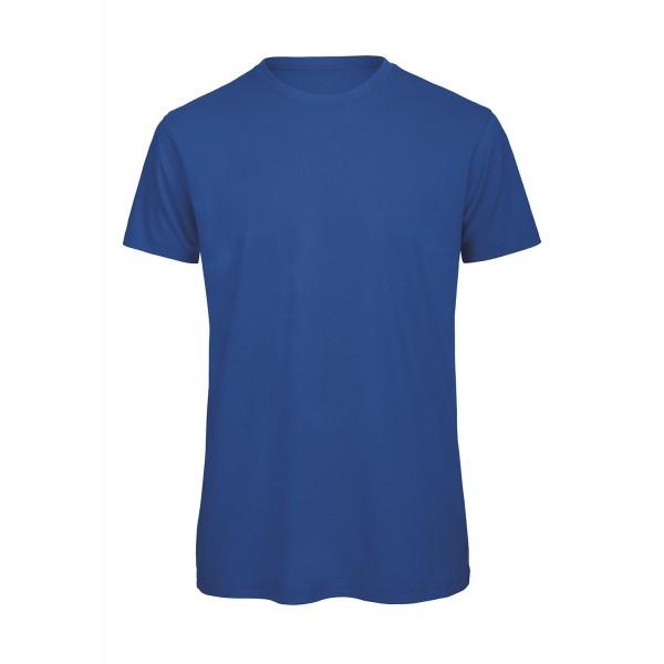 Ekologisk T-shirt - Kungsblå