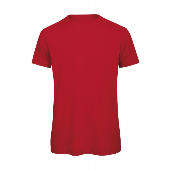 Ekologisk T-shirt - Röd