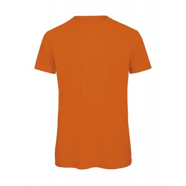 Ekologisk T-shirt - Apelsin