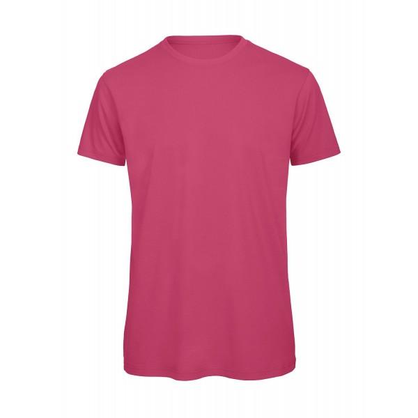 Ekologisk T-shirt - Fuchsia