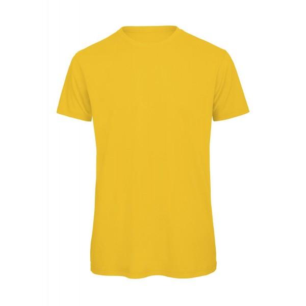 Ekologisk T-shirt - Guld