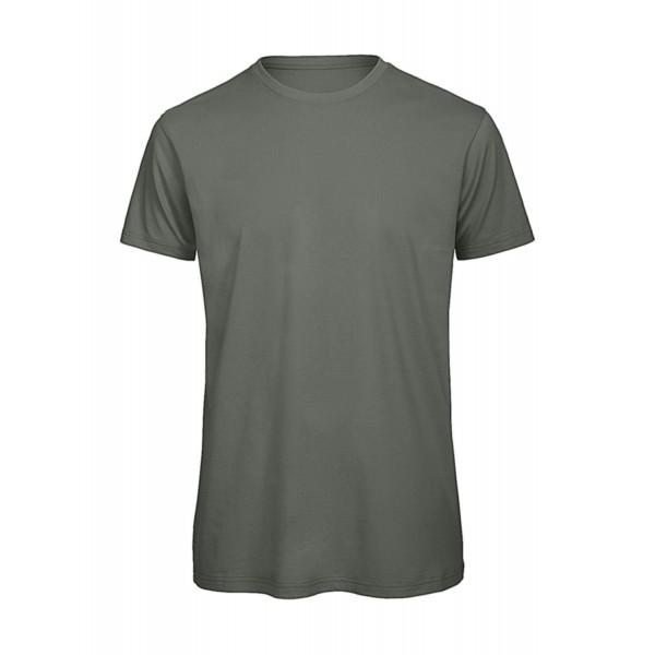 Ekologisk T-shirt - Mörk Grå