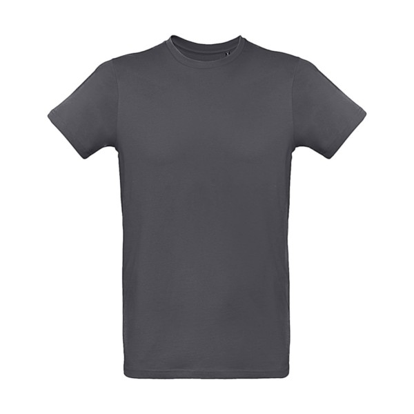 Ekologisk Plus T-shirt - Mörk Grå