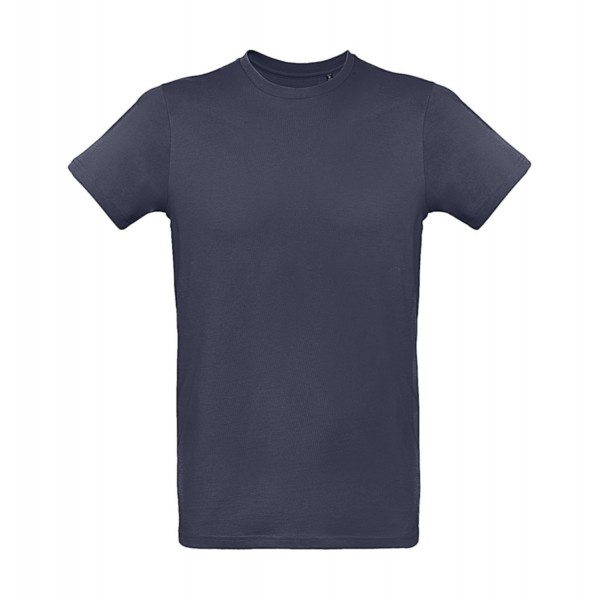 Ekologisk Plus T-shirt - Marinblå