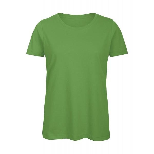 Ekologisk Dam T-shirt - Grön