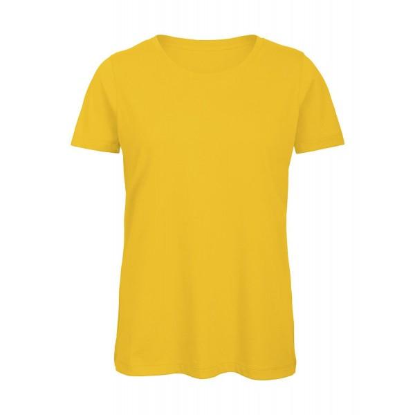 Ekologisk Dam T-shirt - Guld