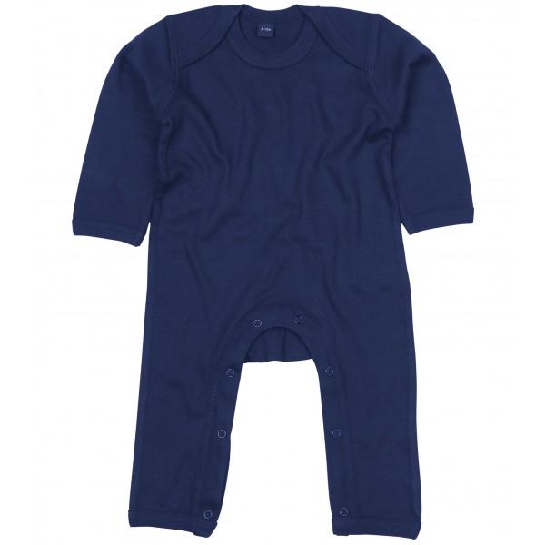 Baby Sparkdräkt - Marinblå