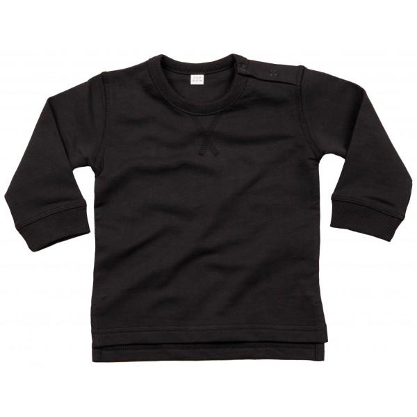 Baby Sweatshirt - Svart