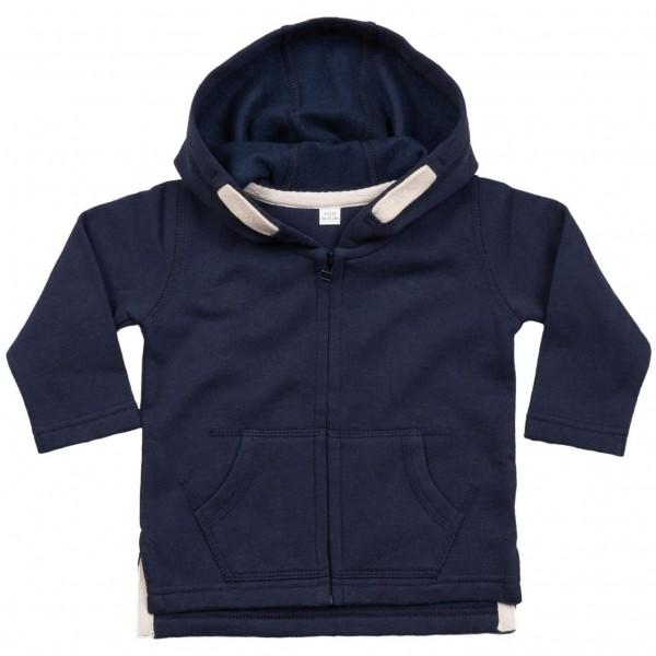 Baby Hoodie - Marinblå