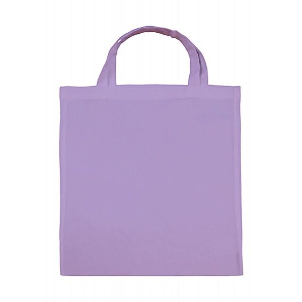 Tygkasse i Bomull - Lavendel
