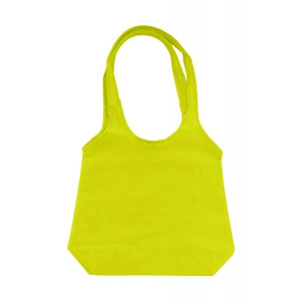 Mode kasse i fina färger - Lime Grön