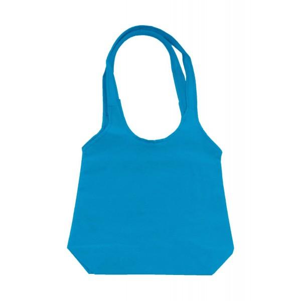 Mode kasse i fina färger - Mellanblå
