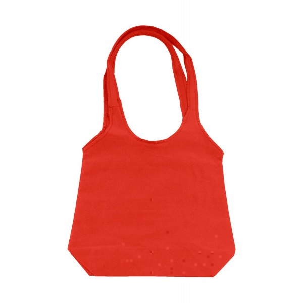 Mode kasse i fina färger - Röd