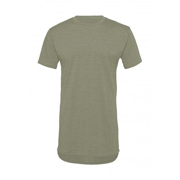 Lång T-shirt - Sten