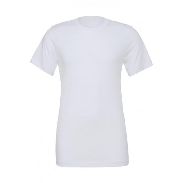 Modern Unisex T-shirt - Vit