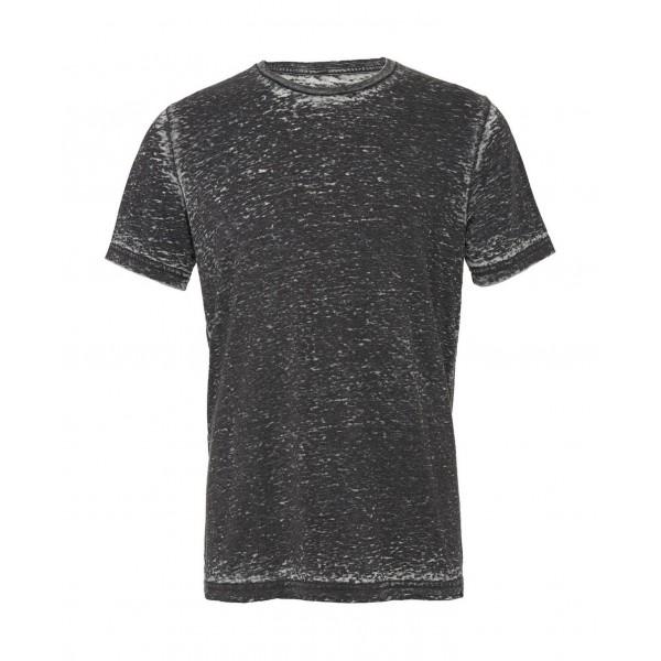 Modern Unisex T-shirt - Grå syratvättad