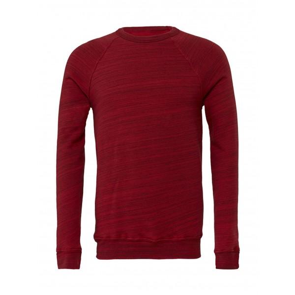 Unisex Sweatshirt - Mörkröd