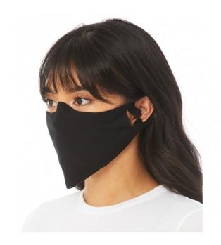 Svart munskydd av tyg (120-pack)