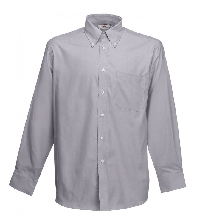 Oxfordskjorta långärmad
