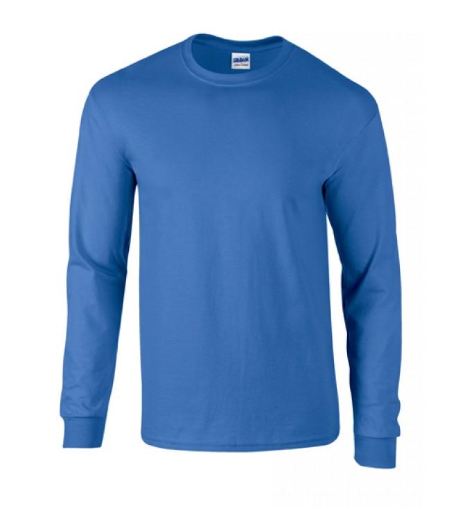 Långärmad Bomull T-shirt