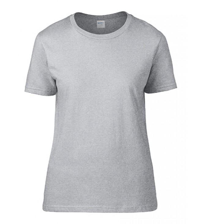 Kvinnlig Dam T-shirt