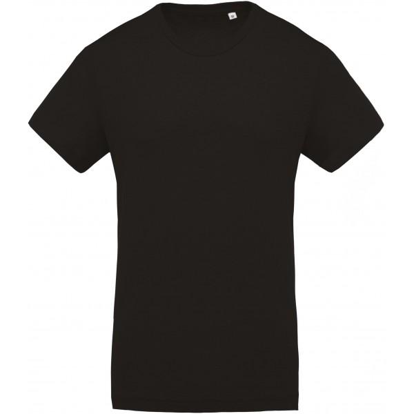 Organisk T-shirt - Svart