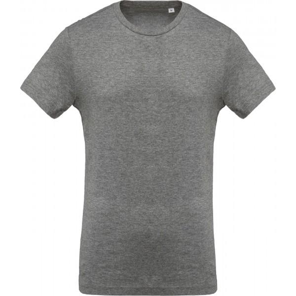 Organisk T-shirt - Grå