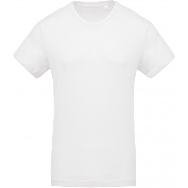 Organisk T-shirt - Vit