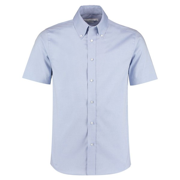 Skräddarsydd Kortärmad Oxfordskjorta