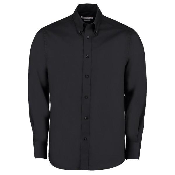 Långärmad Skräddarsydd Oxfordskjorta