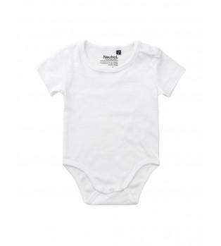 Ekologisk Baby T-shirt med långa ärmar