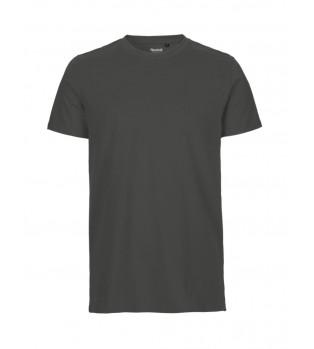Ekologisk Herr Fitted T-shirt