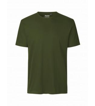 Ekologisk Herr Interlock T-shirt