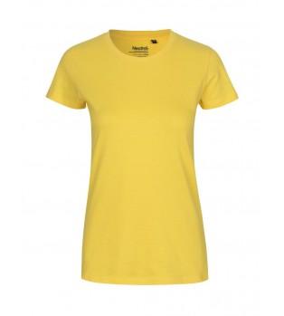 Ekologisk Dam Classic T-shirt