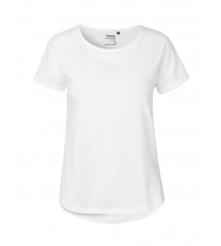 Ekologisk Dam Roll Up T-shirt