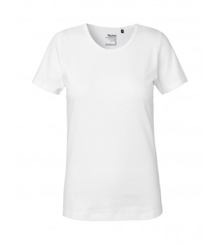 Ekologisk Dam Interlock T-shirt