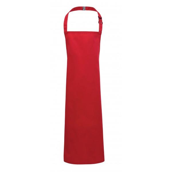 Barnförkläde - Röd