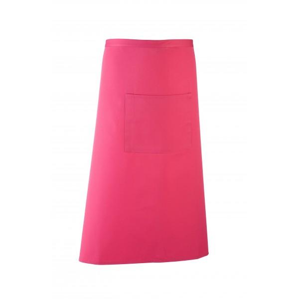 Barförkläde i många färger - Hot Pink
