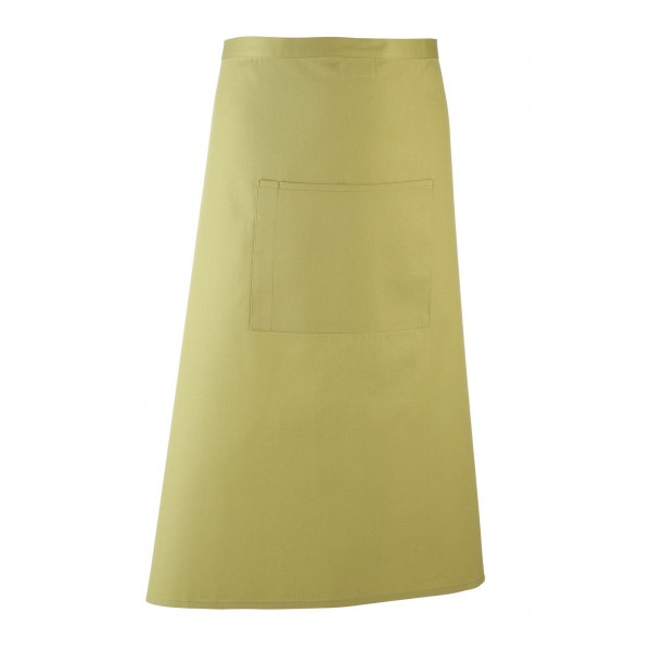 Barförkläde i många färger - Lime
