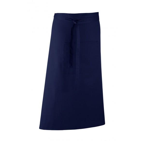 Barförkläde i många färger - Marinblå