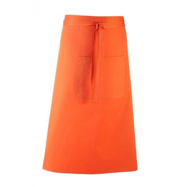 Barförkläde i många färger - Apelsin