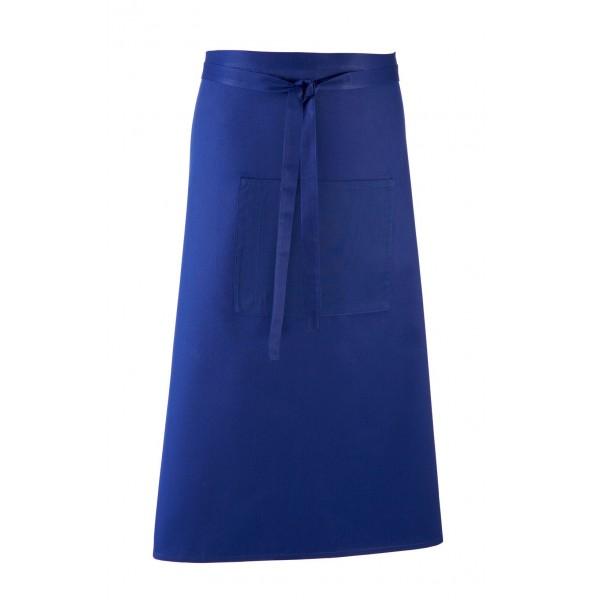 Barförkläde i många färger - Kungsblå