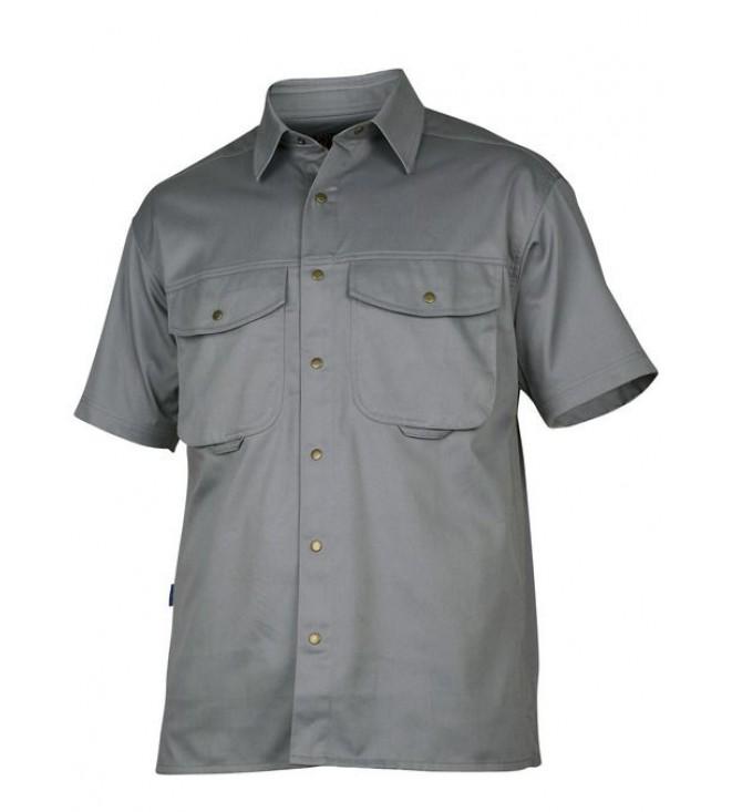 Arbetskjorta kortärmad