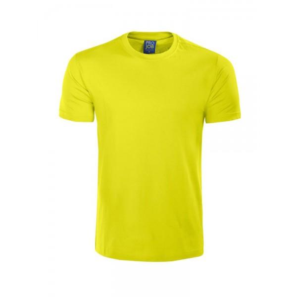Jobb T-shirt - Gul