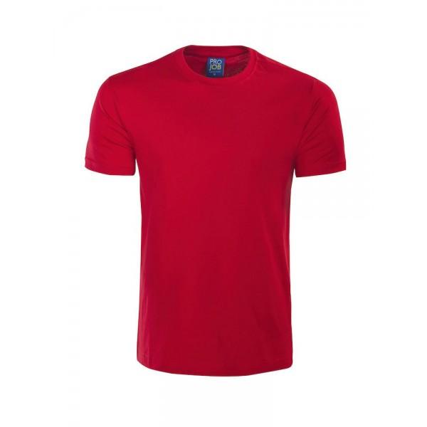 Jobb T-shirt - Röd