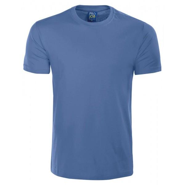 Jobb T-shirt - Himmelsblå