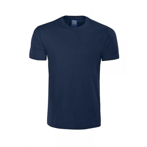 Jobb T-shirt - Marinblå